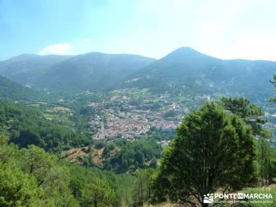 Cascadas de Gavilanes; excursiones y senderismo;actividades senderismo madrid;campamentos de verano